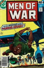 Men of war Vol.1 (DC comics - 1977) -18- The Amiens Assault