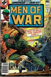 Men of war Vol.1 (DC comics - 1977) -20- When the Walls Come Tumbling Down...