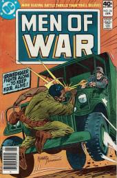 Men of war Vol.1 (DC comics - 1977) -24- (sans titre)