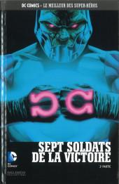 DC Comics - Le Meilleur des Super-Héros -HS14- Sept soldats de la victoire - 2e partie