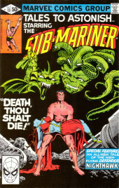 Tales to astonish Vol. 2 (Marvel - 1979) -13- Death, Thou Shalt Die!
