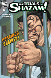 The trials of Shazam (DC comics - 2006) -6- Hercules Chained!