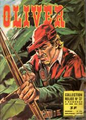 Oliver -Rec37- Collection reliée N°37 (du n°289 au n°296)