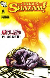 The trials of Shazam (DC comics - 2006) -8- Atlas: Plugged!