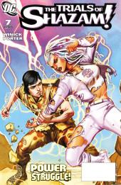 The trials of Shazam (DC comics - 2006) -7- Power Struggle!