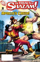 The trials of Shazam (DC comics - 2006) -9- Apollo's Creed!