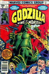 Godzilla King of Monsters (Marvel - 1977) -1- (sans titre)