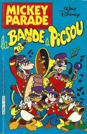 Mickey Parade -75- La bande à picsou
