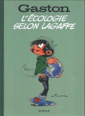 Gaston (Hors-série) -Pub- L'écologie selon Lagaffe