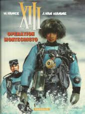 XIII -16a2011- Opération Montecristo