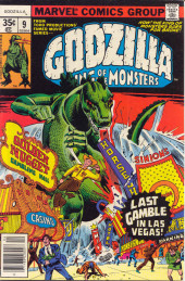 Godzilla King of Monsters (Marvel - 1977) -9- Last Gamble in Las Vegas!