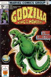 Godzilla King of Monsters (Marvel - 1977) -12- Star Sinister!