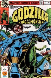 Godzilla King of Monsters (Marvel - 1977) -17- (sans titre)