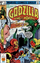 Godzilla King of Monsters (Marvel - 1977) -23- (sans titre)
