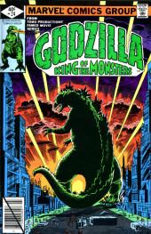 Godzilla King of Monsters (Marvel - 1977) -24- (sans titre)