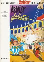 Astérix -4f1995- Astérix gladiateur
