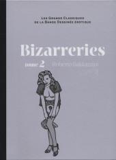 Les grands Classiques de la Bande Dessinée érotique - La Collection -9699- Bizarreries - Tome 2