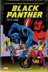 Black Panther (L'intégrale) -3- L'intégrale 1979-1988