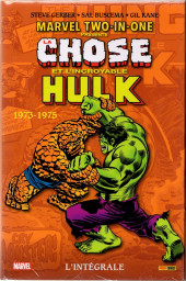 Marvel Two-in-One (L'intégrale) -1- Chose et l'incroyable Hulk 1973-1975