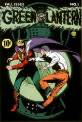 Green Lantern Vol.1 (DC Comics - 1941) -1- (sans titre)