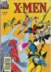 X-Men/X-Men Saga (Semic) -Rec11- Album N°11 (du N°5 au N°6)