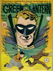 Green Lantern Vol.1 (DC Comics - 1941) -2- (sans titre)