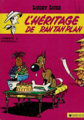 Lucky Luke -41b1984- L'Héritage de Rantanplan