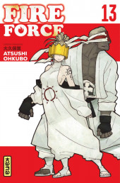 Fire Force -13- Tome 13
