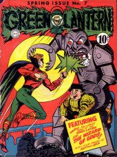Green Lantern Vol.1 (DC Comics - 1941) -7- The Wizard of Odds!