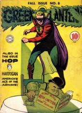 Green Lantern Vol.1 (DC Comics - 1941) -8- (sans titre)