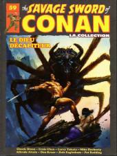 Savage Sword of Conan (The) (puis The Legend of Conan) - La Collection (Hachette) -59- Le dieu décapiteur