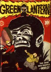 Green Lantern Vol.1 (DC Comics - 1941) -10- The Man Who Wanted the World!
