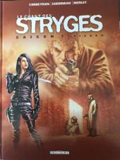 Le chant des Stryges -2b2011- Saison 1 - Pièges