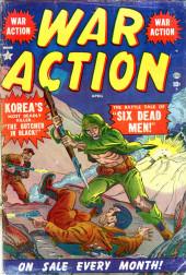 War Action (Atlas - 1952) -1- Six Dead Men!