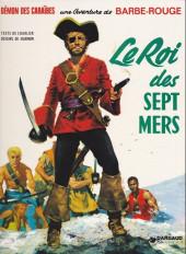 Barbe-Rouge -2c1979- Le Roi des Sept Mers