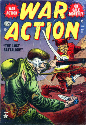 War Action (Atlas - 1952)