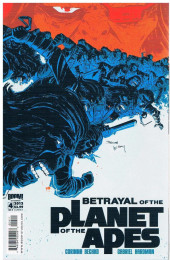 Betrayal Of The Planet Of The Apes (2011) -4B- (sans titre)