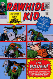 Rawhide Kid Vol.1 (Atlas/Marvel - 1955) -35- The Raven Strikes!