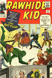 Rawhide Kid Vol.1 (Atlas/Marvel - 1955) -37- The Rattler!