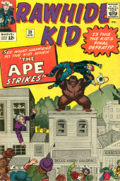 Rawhide Kid Vol.1 (Atlas/Marvel - 1955) -39- The Ape Strikes!