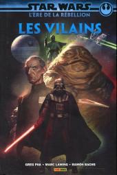 Star Wars - L'Ère de la rébellion -2- Les Vilains