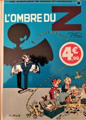 Spirou et Fantasio -16Ind2020- L'ombre du Z