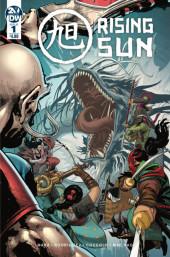 Rising Sun (IDW Publishing - 2020) -1- Issue #1