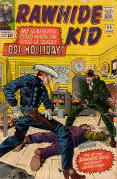 Rawhide Kid Vol.1 (Atlas/Marvel - 1955) -46- Doc Holliday!