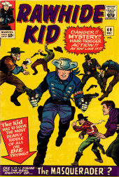 Rawhide Kid Vol.1 (Atlas/Marvel - 1955) -49- The Masquerader