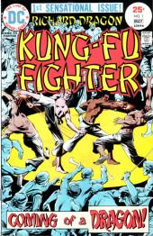 Richard Dragon, Kung-Fu Fighter (DC Comics - 1975) -1- Coming of a Dragon!