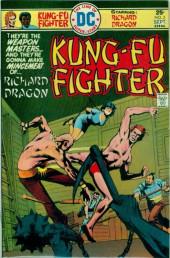 Richard Dragon, Kung-Fu Fighter (DC Comics - 1975) -3- (sans titre)