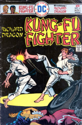 Richard Dragon, Kung-Fu Fighter (DC Comics - 1975) -4- (sans titre)