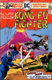 Richard Dragon, Kung-Fu Fighter (DC Comics - 1975) -6- Certain Death!