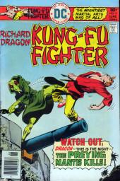 Richard Dragon, Kung-Fu Fighter (DC Comics - 1975) -9- The Preying Mantis Kills!